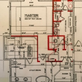 Existing home reno & master suite addition | full service design & consulting