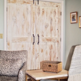 Entire home makeover, custom doors | design & consulting