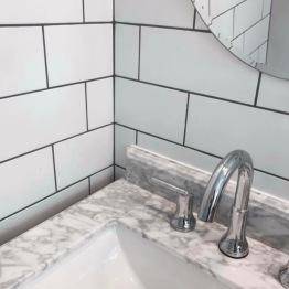 Complete custom bathroom | design