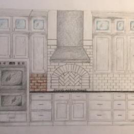 New home build kitchen | full service design