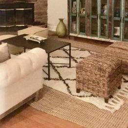 Living room floorplan, furniture, decor | design
