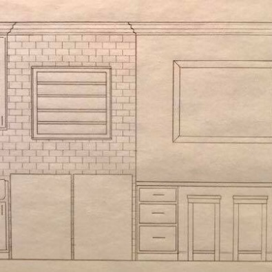 Laundry room redo | design & consulting
