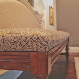 Entire home makeover | custom upholstery